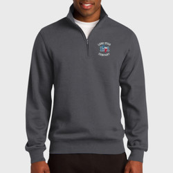 L-1 1/4 Zip Sweatshirt