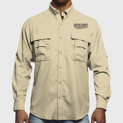 L-1 L/S Fishing Shirt